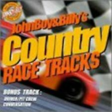 New: JOHN BOY & BILLY-Country Race Track CASSETTE