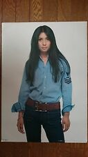 MEIKO KAJI JAPAN 1973 Not For Sale/PROMO BIG POSTER Kill Bill Tarantino NEW