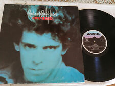LOU REED ROCK AND ROLL HEART LP VINYL VINILO ARISTA SPANISH FIRST PRESS 1980