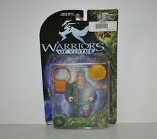 MUDLAP action figure WARRIORS of VIRTUE movie Play'em 1997