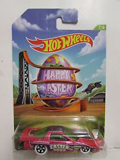 HOT WHEELS HAPPY EASTER 2014 PRO STOCK FIREBIRD