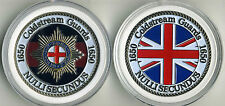 COLDSTREAM GUARDS ~ COLLECTORS MEDALLION/COIN ~ REGIMENT ESTABLISHED IN 1650