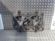 # NISSAN X-TRAIL 2.2 DCI 2004 RADIATOR TWIN FANS