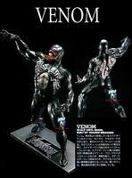 Spiderman Venom Comic Ver. 1/6 Figure Vinyl Model Kit 12inch.