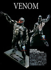 Spiderman Venom Comic Ver. 1/6 Figure Vinyl Model Kit 12inch.