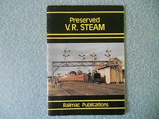 preserved V.R.STEAM steve mcnichol