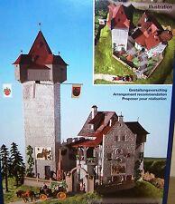 Kibri H0 9001 - Burg Schloß Grafeneck - 1:87