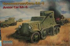 Eastern Express 1/35 Soviet WWII Armored Car BA-6 35127