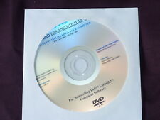 DELL LATITUDE D430 Drivers Resource DVD CD DISC