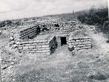 ALESIA c. 1960 - Grand Hypocauste Côte d'Or - DIV 3588