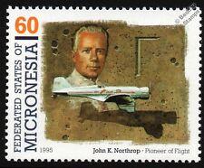 John NORTHROP ALPHA Monoplane Mail / Transport Aircraft Stamp