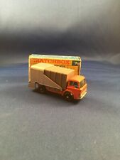 Matchbox Lesney Ford Refuse Truck with Box Series 7