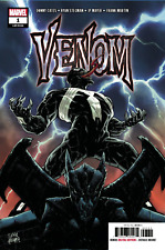 VENOM #1 COMIC (2018)  DONNY CATES STEGMAN 1st print
