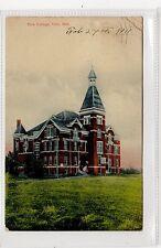 YORK COLLEGE, YORK: Nebraska USA postcard (C28956)