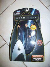 Star Trek Warp Collection ORIGINAL SPOCK Figure 2009 by Playmates