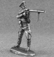 Toy Soldiers Civil War Artillery White Army Machine Gun 1/32 scale 54mm Metal