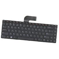 Keyboard for Dell Inspiron 14R N4050 M4040 N4110 N4120 M4110 15R US Black