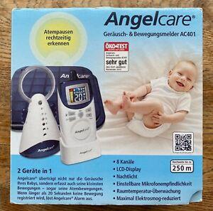 Angelcare AC 401 Baby Geräusch und Bewegungsmelder Ökotest sehr gut