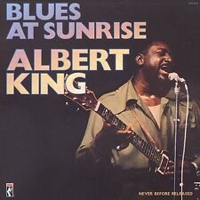 ALBERT KING - BLUES AT SUNRISE: LIVE AT MONTREUX (NEW CD)