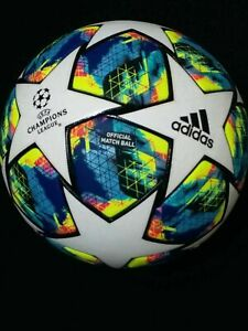 ADIDAS UEFA CHAMPIONS LEAGUE FIFA APPROVED OFFICIAL MATCH BALL 2019-20 SIZE 5