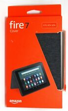 Compatible with 9th Generation, 2019 Release Desert Orange Fire 7 Tablet Case
