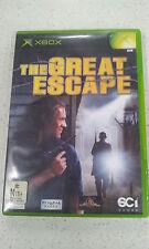The Great Escape Original Xbox Game PAL