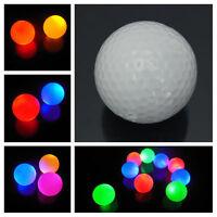 Weißes Fluoreszenzlicht Leuchtendes Nachtlicht Glühender Golfball  0U