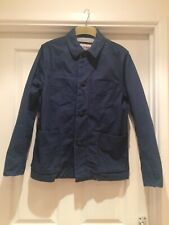 Mens Ben Sherman Plectrum Casual Jacket Blue Small