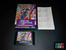 JUEGO SEGA MEGA DRIVE  SHINING IN THE DARKNESS (PAL)