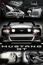 FORD MUSTANG GT POSTER Amazing 2014 Collage RARE HOT NEW 22x34