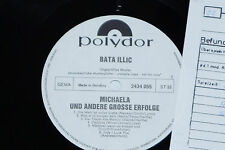 BATA ILLIC -Michaela und andere...- 2xLP 1972 Polydor Promo Archiv-Copy mint