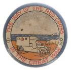 WWI Australian Red Cross Button