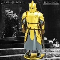 Metal Earth ICONX Game of Thrones THE MOUNTAIN 3D Steel DIY Model Building Kit