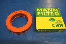 Filtre à air Mann Filter pour: Austin Rover: Austin Maxi 1500 et 1750 avec hayon