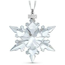 SWAROVSKI Christmas Ornament, Annual Edition 2020, Large Star (5511041)