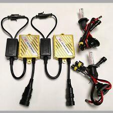 Fog Lights 35W 5202 Xenon D21 AC Quick Start HID Slim Kit For Pontiac Ford GM A