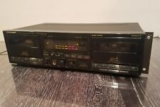 PIONEER CT-W530R Double Dual Cassette Tape Deck Player Recorder