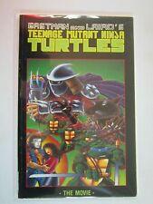 Teenage-Mutant Ninja-Turtles Movie #1 (1991) VG 4.0