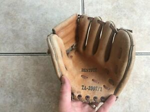 Vintage Best Fit Youth Small Leather Baseball Glove RHT WOW!!!