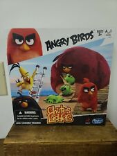 Angry Birds-Chutes and Ladders Board Game Family Fun (Used Excellent Shape)