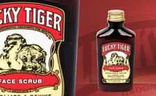 Lucky Tiger Face Scrub Lozione Esfoliante Viso 150ml