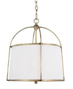 Generation Lighting CP1112ADB - Chandeliers Indoor Lighting - Antique Gild