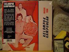 KELOMPOK KAMPUNGAN Mencari Tuhan LP/1970s Indonesia/Progressive Folk Psych/NEW!