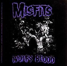 "MISFITS AUFKLEBER / STICKER # 36 ""WOLFS BLOOD"" - PVC - WETTERFEST"