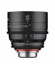 Brand New Rokinon Xeen 35mm T1.5 Professional Cine Lens for Canon EF XN35-C