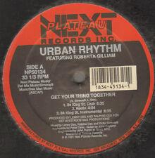 URBAN RHYTHM - Get Your Thing Together, Feat. Roberta Gilliam