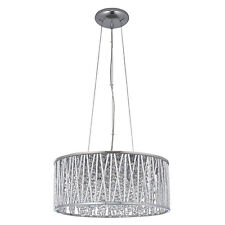 John Lewis light - Emilia Drum Crystal Pendant Light RRP £275