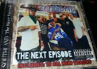 SOUTHLAND THE NEXT EPISODE CD WESTCOAST CHICANO GANGSTER RAP
