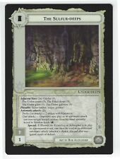 The Sulfur-Deeps - Dark Minions - Middle Earth CCG - METW MEDM - Mint