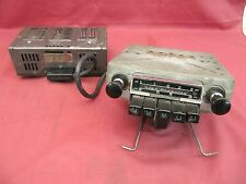 Becker Europa MU Radio Push Button AM FM Porsche 356A Mercedes 190SL